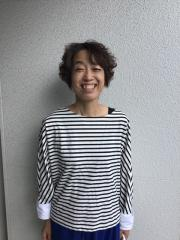 代表 中川 冬萌子(ともこ)